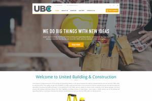 Portfolio for Website & Graphic Design Services: