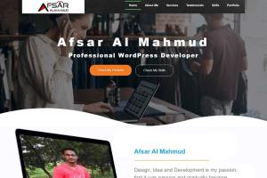 Portfolio for WordPress Design & Development