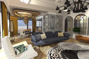 Portfolio for architecture and interior projects