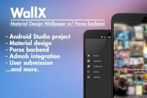 Portfolio for Build Material Design Android App