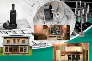 Portfolio for AutoCad CAD 2d 3d construction drawings