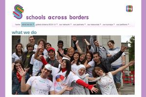 Schools Across Borders Website