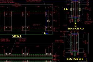 Electrical Earthing Layout, Mto, Engineering & Architecture