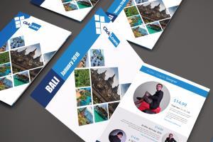 Portfolio for Marketing & Product Brochure Design