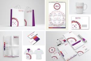 Portfolio for Brand/ Corporate Identity design