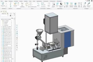 Portfolio for Mechanical Engineering SolidWorks, Pro/E