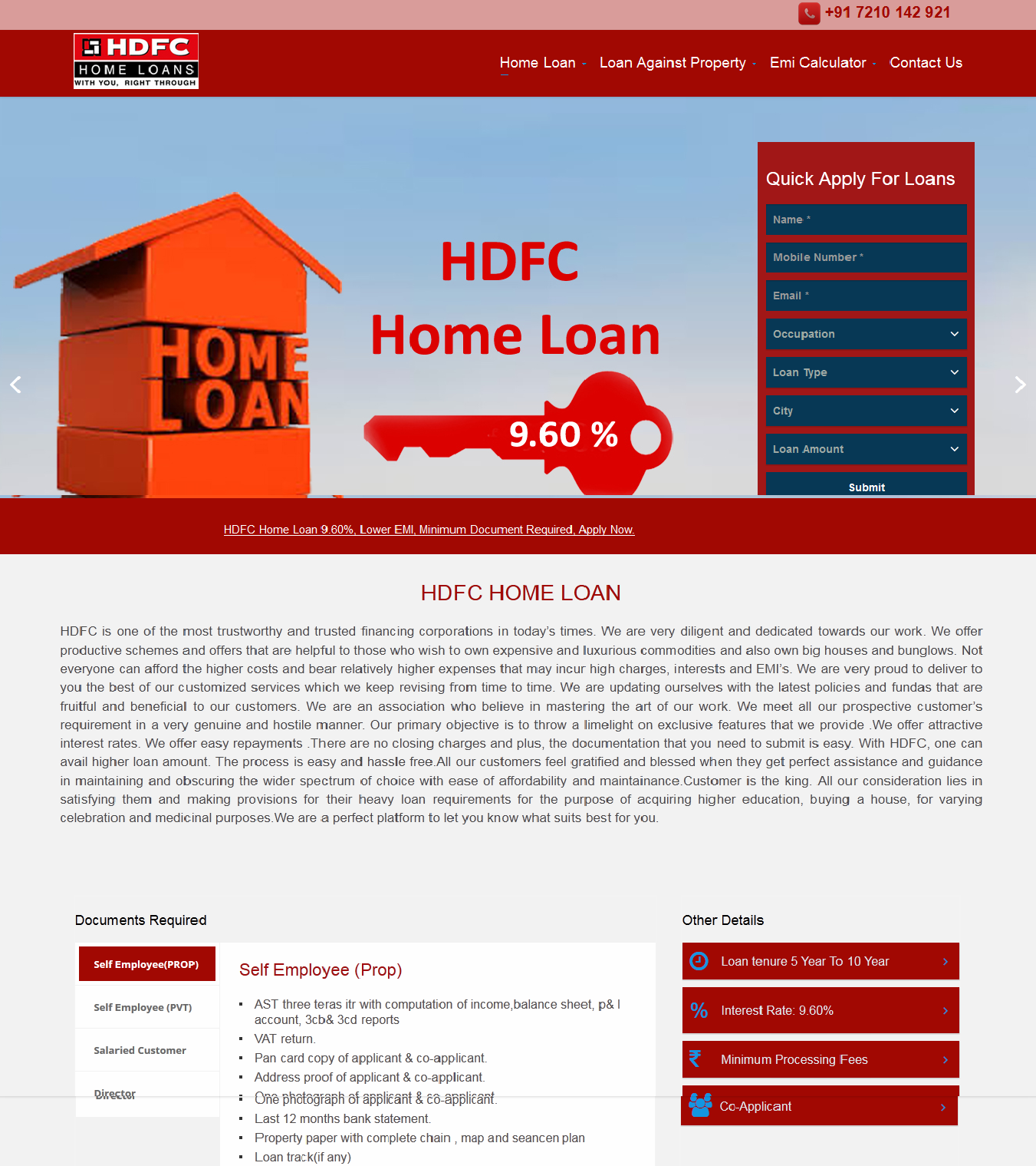 Hdfc ltd housing loan 28 images vijay realty for C home loans