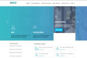 Portfolio for Develop web applications