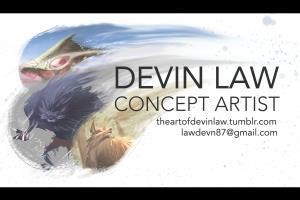 Portfolio for Concept Artist, Illustrator, Viz Dev