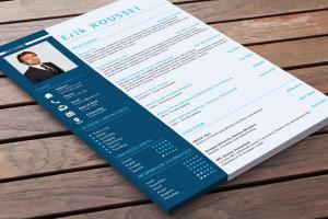 CV & Cover Letter Designing