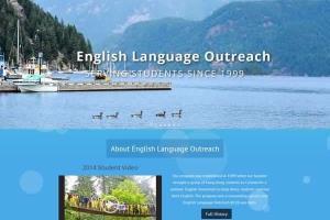 Multilingual Student Travel Website