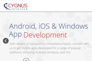 Portfolio for App Development Project Management