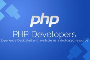 Portfolio for PHP Developmet,