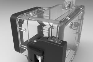 Portfolio for 3d CAD on SolidWorks