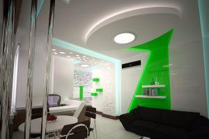 Portfolio for 3d interior architect