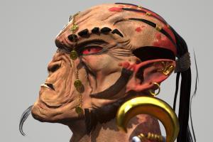 Portfolio for 3D Character Artist, 3D Generalist
