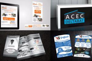 Portfolio for 2D/3D - Graphisms