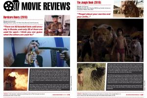 Portfolio for Film Reviews