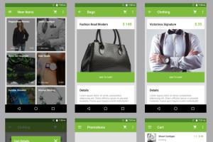 Portfolio for COMBO Pack Website with Android App