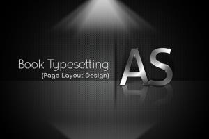 Portfolio for Book Typesetting & Page Layout Design