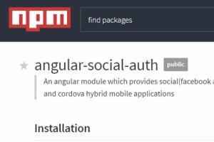 Portfolio for angular