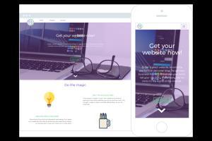 Portfolio for Full-stack Web Developer