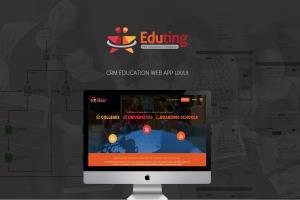 Portfolio for CRM, SaaS, ERP Web App - UX/UI Design