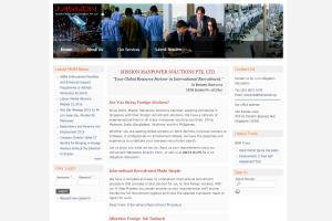 Portfolio for PSD to Drupal Theme Conversion