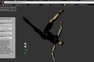 Portfolio for WebGL