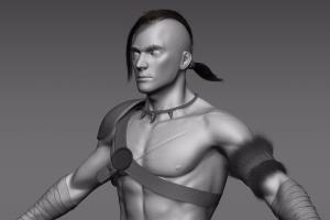 Portfolio for Character Artist