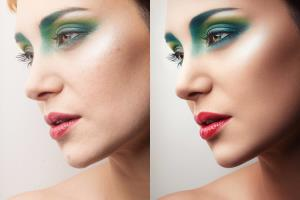 Portfolio for Beauty Retouch