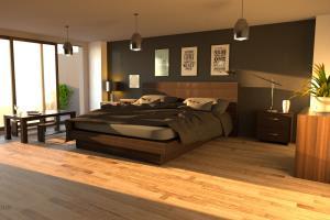 Portfolio for design interior