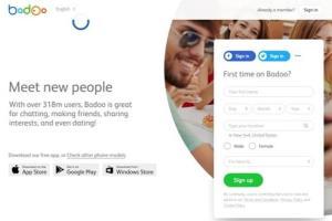 Portfolio for Dating Clone Website  Development- Badoo