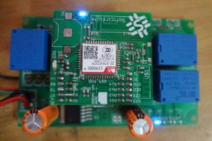 Portfolio for Bluetooth & GSM based Hardware software