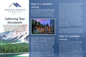 Portfolio for $175 Tri Fold Brochures