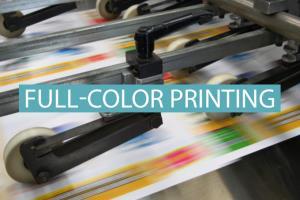 Portfolio for Offset Full-Color Printing