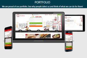Portfolio for Web Development, Mobile Apps, PHP