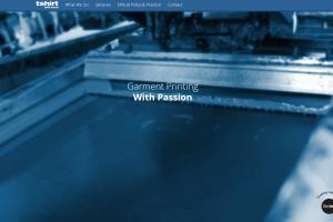 Portfolio for Front-End Web Developer / Designer