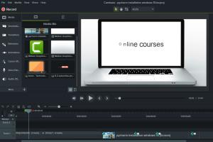Portfolio for Camtasia studio: Create and edit video