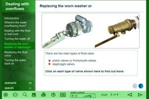 E-learning Development: Virtual Plumbing