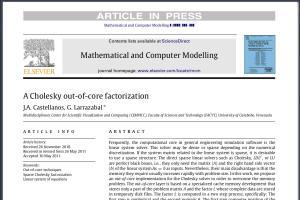 Portfolio for PhD Engineering
