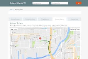 Portfolio for Google map api Development