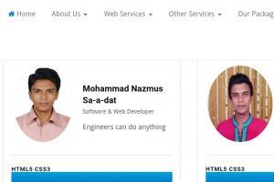 Portfolio for Programmer/ web Developer