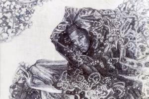 Portfolio for Fine Artist