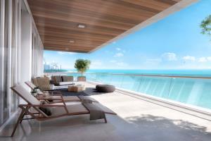 Portfolio for 3d Architectural Visualizations