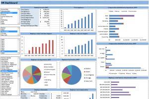Portfolio for Financial Budget Dashboard & Calculator