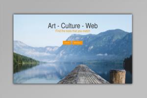 Portfolio for Web development Front-End / Back-End