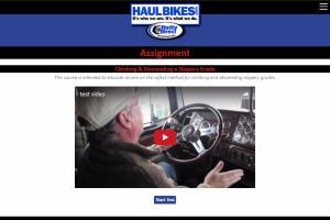 Driver Training Portal