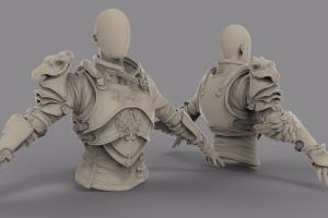 Portfolio for 3D Character