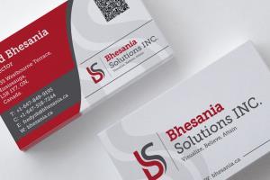 business card design freelancers guru